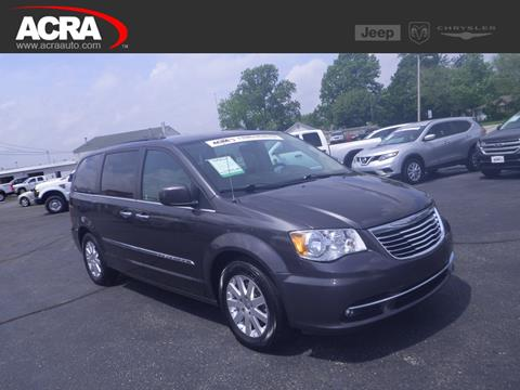 2016 Chrysler Town and Country for sale in Greensburg, IN