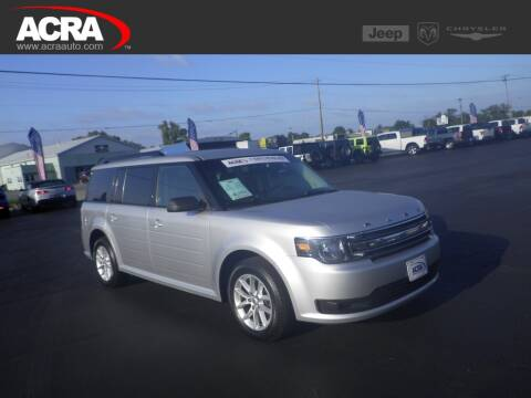 2015 Ford Flex for sale at BuyRight Auto in Greensburg IN