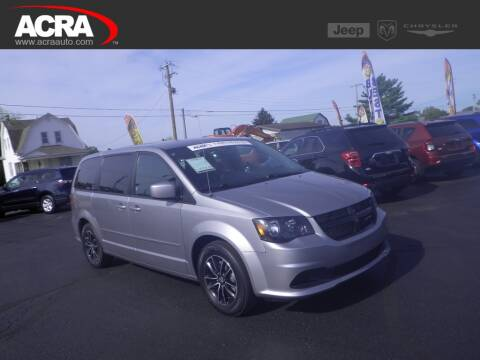 2017 Dodge Grand Caravan for sale at BuyRight Auto in Greensburg IN