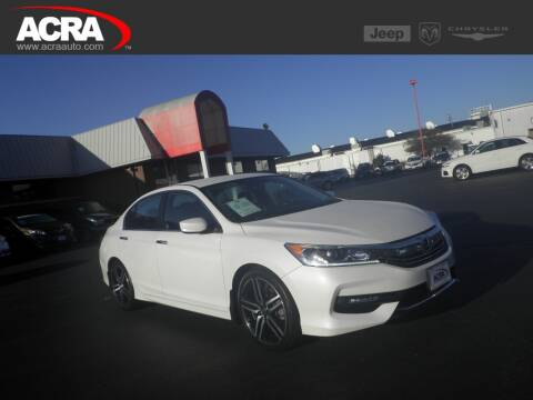 2016 Honda Accord for sale at BuyRight Auto in Greensburg IN