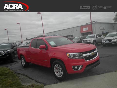 2019 Chevrolet Colorado for sale in Greensburg, IN