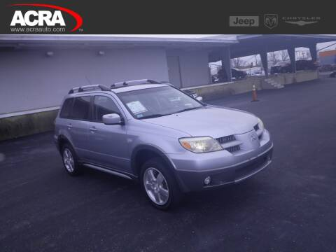 2005 Mitsubishi Outlander for sale in Greensburg, IN