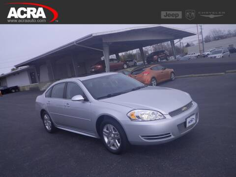2015 Chevrolet Impala Limited for sale at BuyRight Auto in Greensburg IN