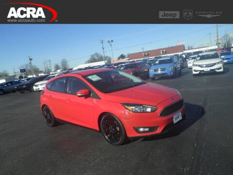 2016 Ford Focus for sale at BuyRight Auto in Greensburg IN