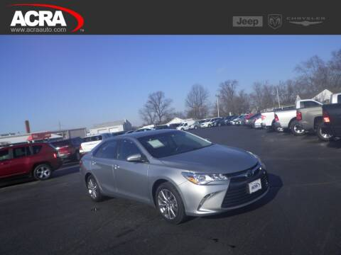 2017 Toyota Camry for sale at BuyRight Auto in Greensburg IN