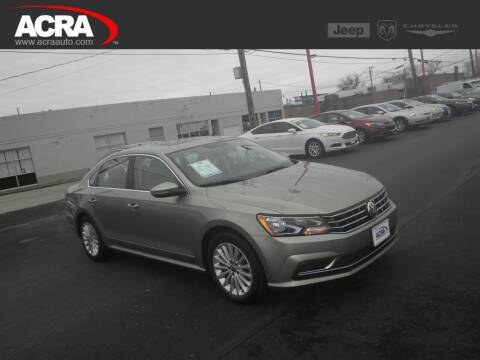 2017 Volkswagen Passat for sale at BuyRight Auto in Greensburg IN