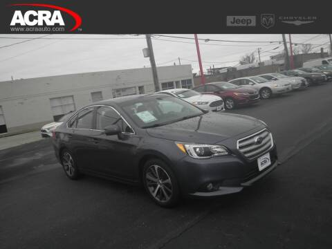 2016 Subaru Legacy for sale at BuyRight Auto in Greensburg IN