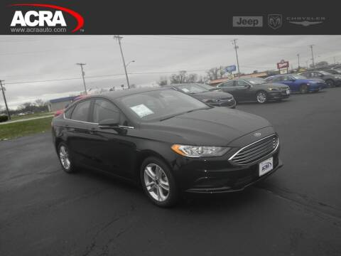 2018 Ford Fusion for sale at BuyRight Auto in Greensburg IN
