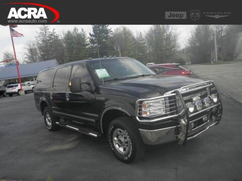 2005 Ford Excursion for sale at BuyRight Auto in Greensburg IN