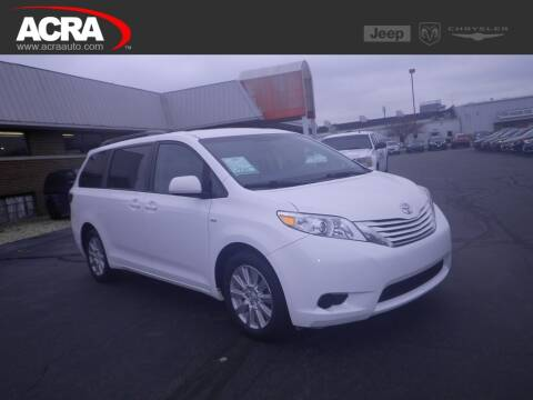 2017 Toyota Sienna for sale at BuyRight Auto in Greensburg IN