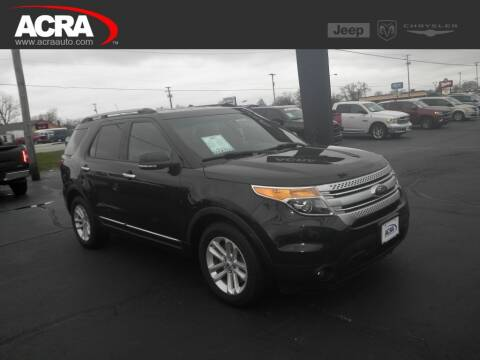 2015 Ford Explorer XLT for sale at BuyRight Auto in Greensburg IN