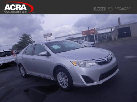 2012 Toyota Camry for sale at BuyRight Auto in Greensburg IN