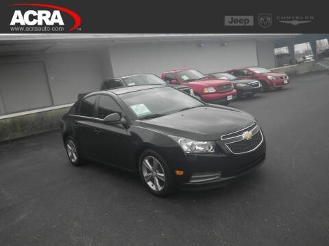 2012 Chevrolet Cruze LT for sale at BuyRight Auto in Greensburg IN