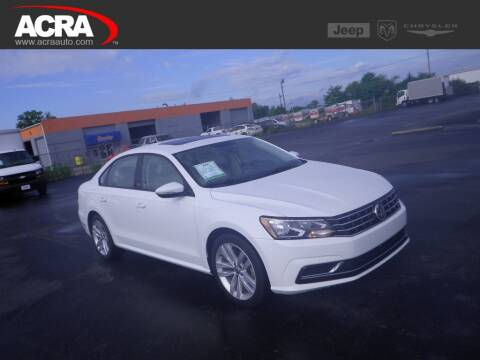 2019 Volkswagen Passat for sale at BuyRight Auto in Greensburg IN