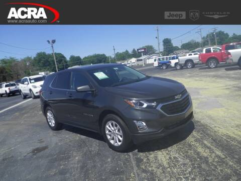 2020 Chevrolet Equinox for sale at BuyRight Auto in Greensburg IN