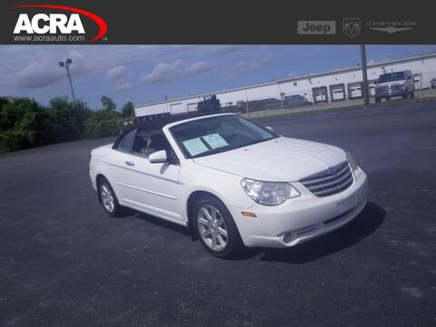 2008 Chrysler Sebring for sale at BuyRight Auto in Greensburg IN