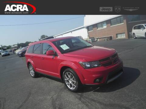 2017 Dodge Journey for sale at BuyRight Auto in Greensburg IN
