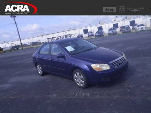 2007 Kia Spectra for sale at BuyRight Auto in Greensburg IN