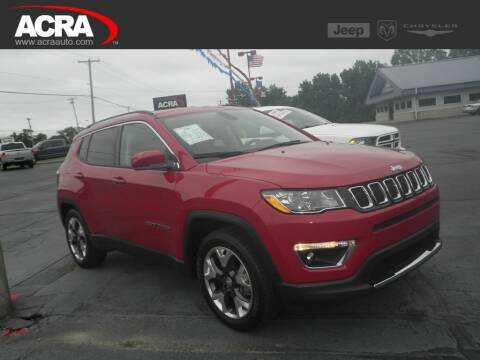 2019 Jeep Compass for sale at BuyRight Auto in Greensburg IN