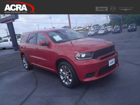 2019 Dodge Durango for sale at BuyRight Auto in Greensburg IN