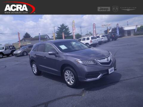 2017 Acura RDX for sale at BuyRight Auto in Greensburg IN
