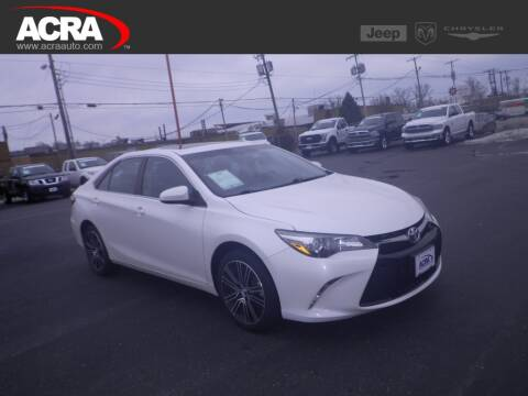 2016 Toyota Camry for sale at BuyRight Auto in Greensburg IN