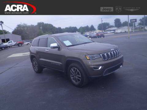 2019 Jeep Grand Cherokee for sale at BuyRight Auto in Greensburg IN