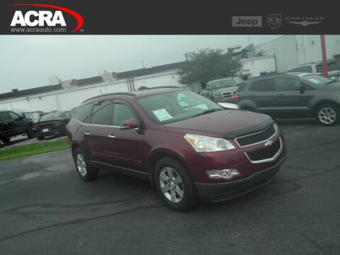 2010 Chevrolet Traverse for sale at BuyRight Auto in Greensburg IN