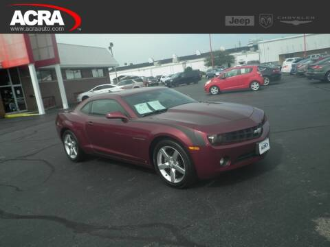2010 Chevrolet Camaro for sale at BuyRight Auto in Greensburg IN