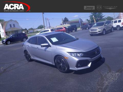 2017 Honda Civic for sale at BuyRight Auto in Greensburg IN
