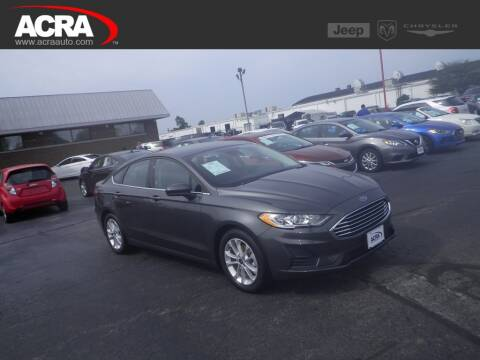 2019 Ford Fusion for sale at BuyRight Auto in Greensburg IN