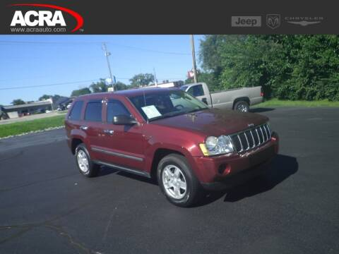 2007 Jeep Grand Cherokee for sale at BuyRight Auto in Greensburg IN