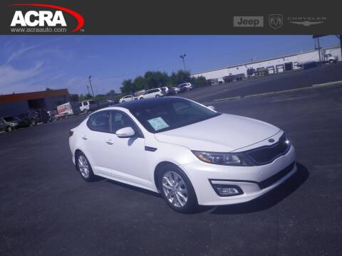 2015 Kia Optima for sale at BuyRight Auto in Greensburg IN