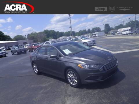 2017 Ford Fusion for sale at BuyRight Auto in Greensburg IN