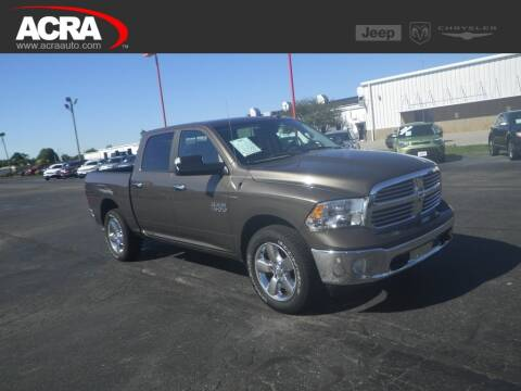 2018 RAM Ram Pickup 1500 for sale at BuyRight Auto in Greensburg IN