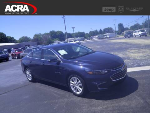 2018 Chevrolet Malibu for sale at BuyRight Auto in Greensburg IN