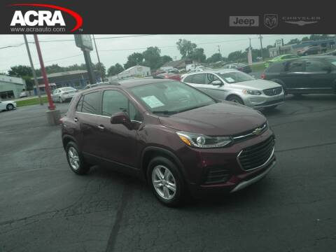 2017 Chevrolet Trax for sale at BuyRight Auto in Greensburg IN