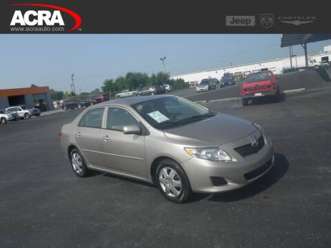 2010 Toyota Corolla for sale at BuyRight Auto in Greensburg IN