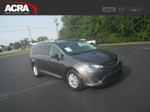 2018 Chrysler Pacifica for sale at BuyRight Auto in Greensburg IN
