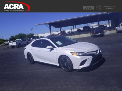 2020 Toyota Camry for sale at BuyRight Auto in Greensburg IN