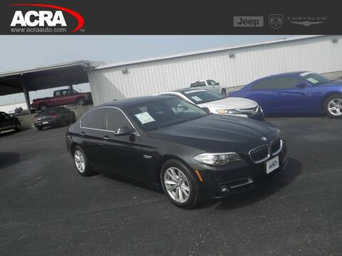2015 BMW 5 Series for sale at BuyRight Auto in Greensburg IN