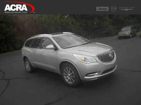 2017 Buick Enclave for sale at BuyRight Auto in Greensburg IN