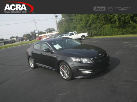 2013 Kia Optima for sale at BuyRight Auto in Greensburg IN
