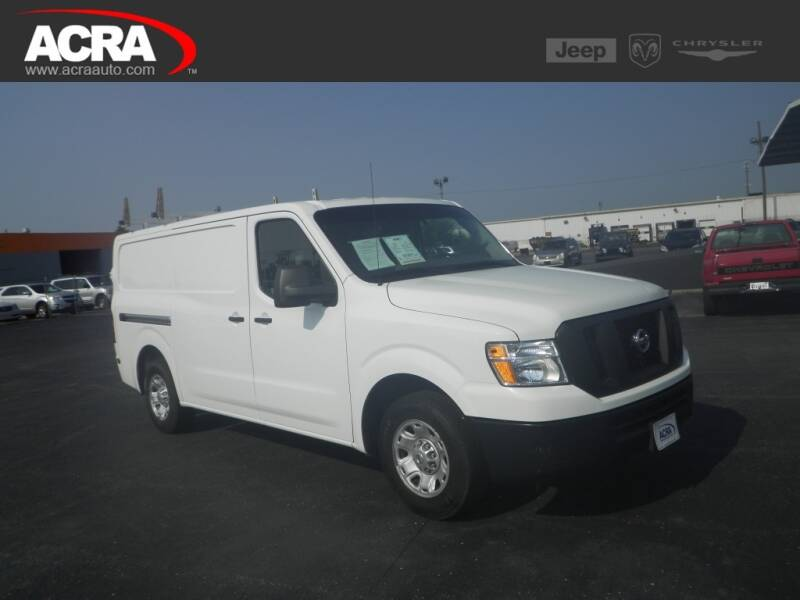 2016 Nissan NV Cargo for sale at BuyRight Auto in Greensburg IN