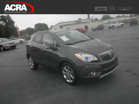 2016 Buick Encore for sale at BuyRight Auto in Greensburg IN