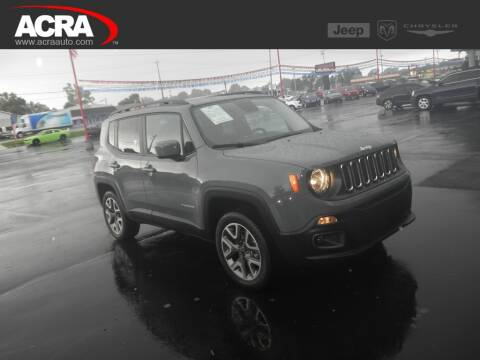 2017 Jeep Renegade for sale at BuyRight Auto in Greensburg IN