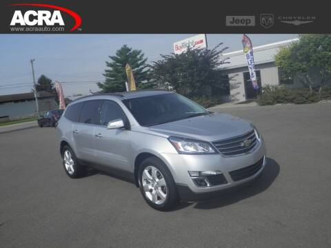 2017 Chevrolet Traverse for sale at BuyRight Auto in Greensburg IN