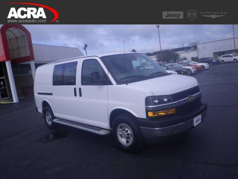 2019 Chevrolet Express Cargo for sale at BuyRight Auto in Greensburg IN