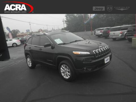 2018 Jeep Cherokee for sale at BuyRight Auto in Greensburg IN