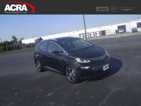 2017 Chevrolet Bolt EV for sale at BuyRight Auto in Greensburg IN